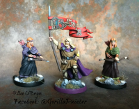 Board Game Miniatures
