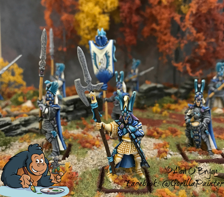 High Elves Spearelves (10)
