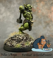 Goblin with Hammer