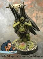 Orc Standard Bearer
