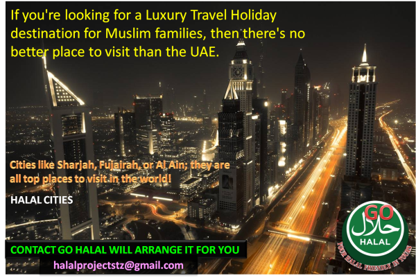 Halal Luxuries