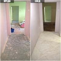 почистване след основен ремонт Бургас