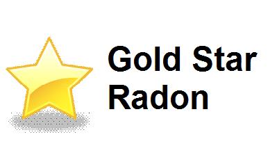 Gold Star Radon