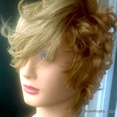 Blonde bomshell
