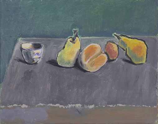 Fruit and Cup