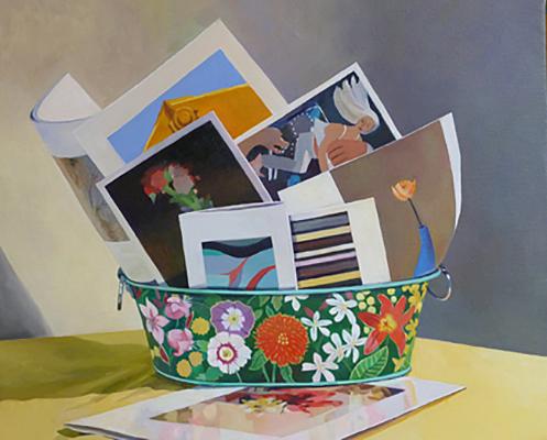Postcard Bouquet