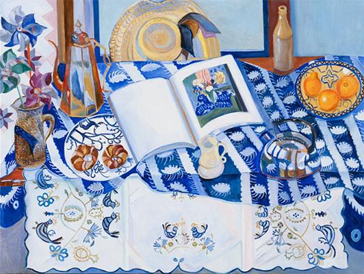 Breakfast with Matisse