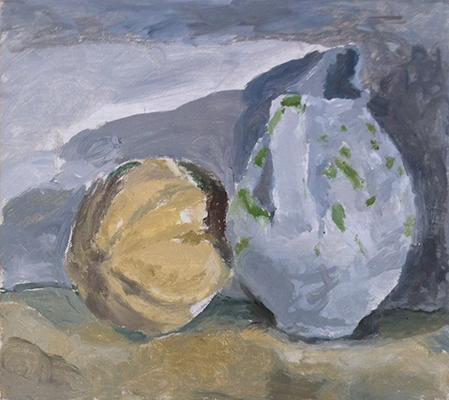 Melon and Pot