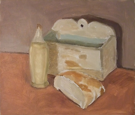 Oil, Salt and Bread