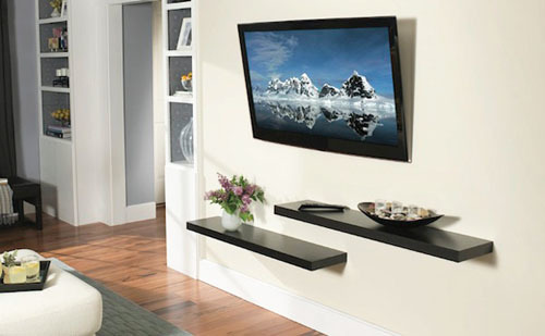 Installing of HDMI & TV Wall Mounts