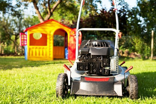 Lawn Mowing & Trimming Services