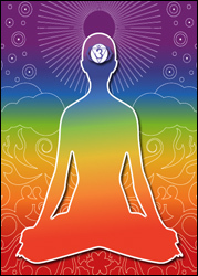 The Crown Chakra and Essential Oils