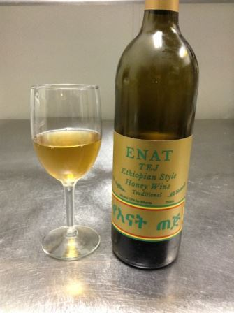 Ethiopian Honey Wine