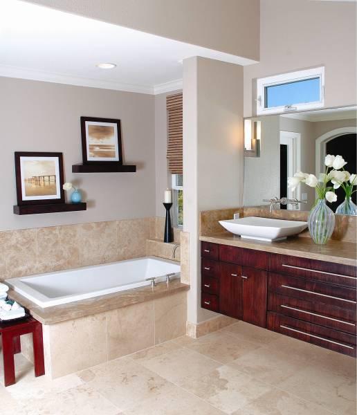 Solana Beach Master Bath