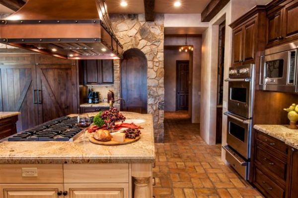 Rancho Santa Fe Kitchen