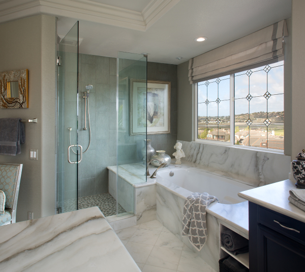 Del Mar Master Bath
