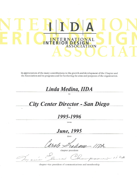 IIDA City Center Director