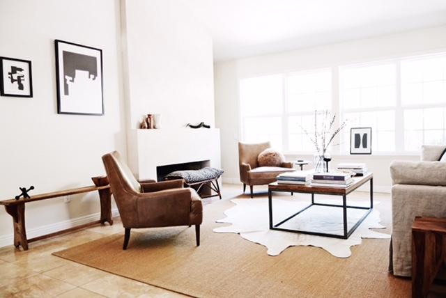 Rancho Bernando Living Room