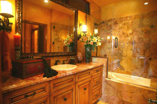 Point Loma, Sunset Cliffs Award-winning Bathroom