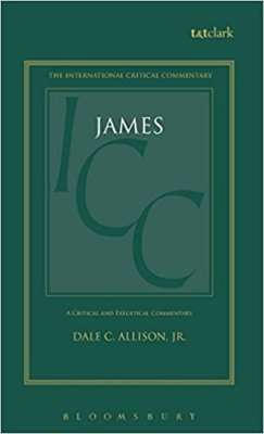 James, A Critical and Exegetical Commentary, The International Critical Commentary