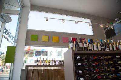 Wines segmented in 7, easy to explore, categories