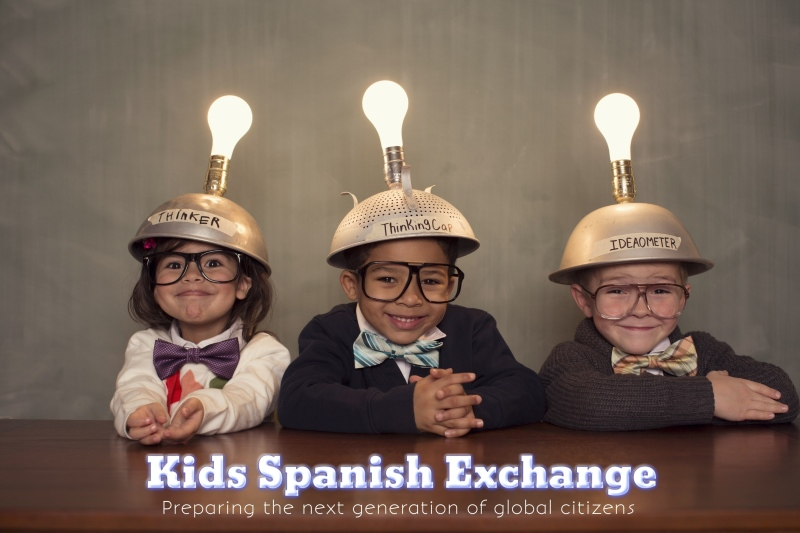 Kids Spanish Classes