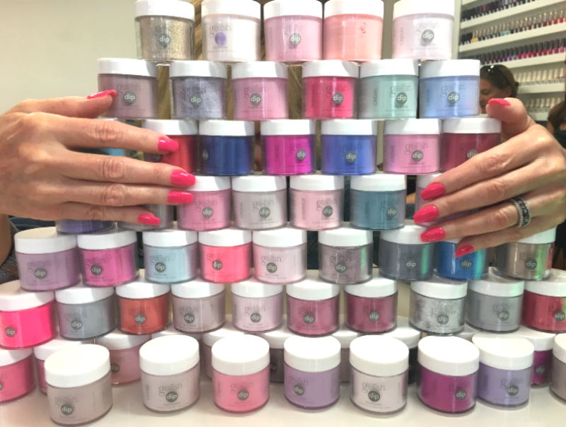 Gelish Dip Powder