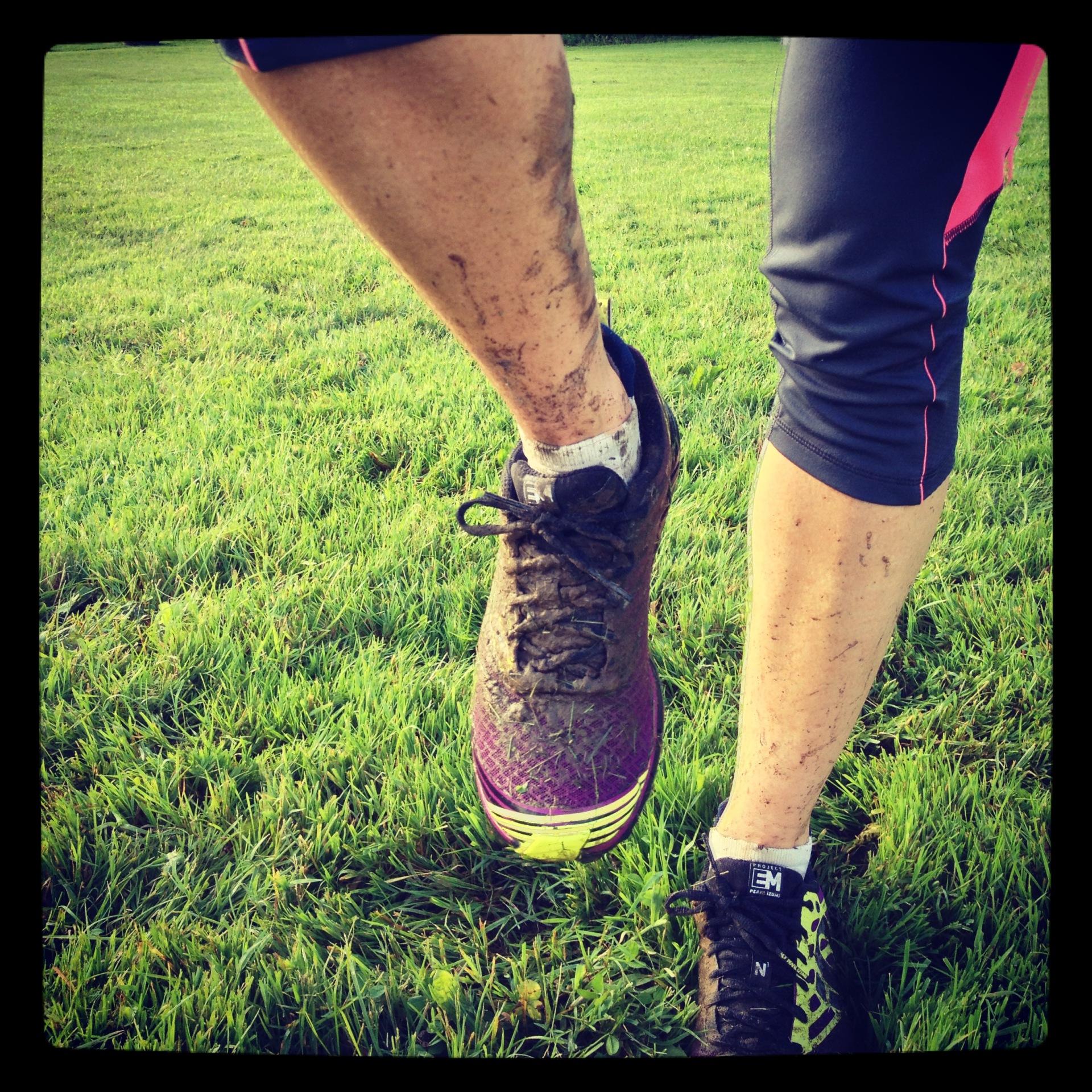 muddy runs