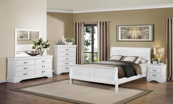Louis Philip Bed Set