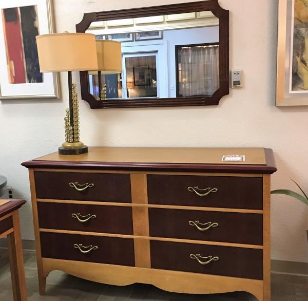 Dresser $89. Mirror $24.00