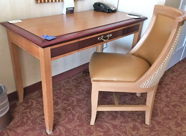 Desk $49. Chair $29.