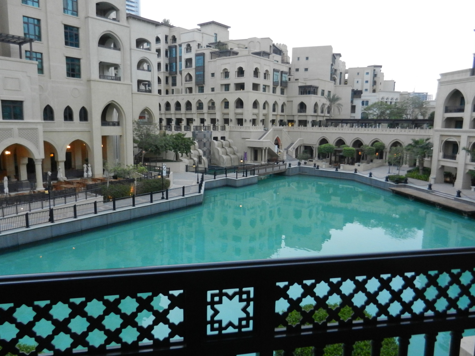 Dubai -  Palace Downtown
