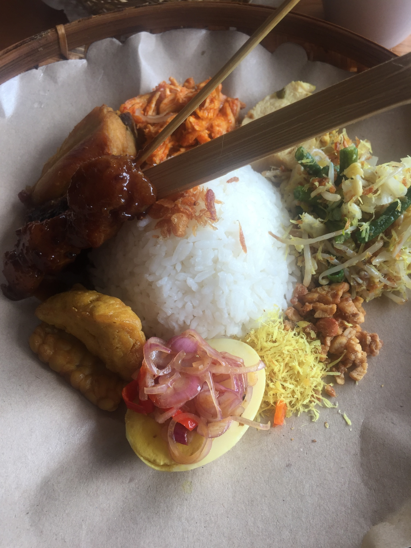 My top places to eat in Bali