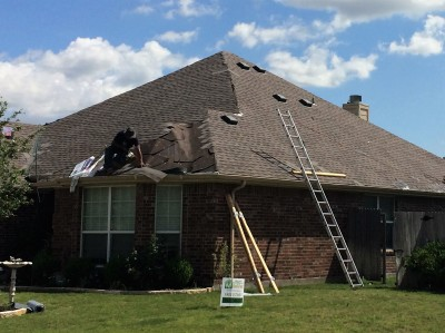Installing Residential Roofs