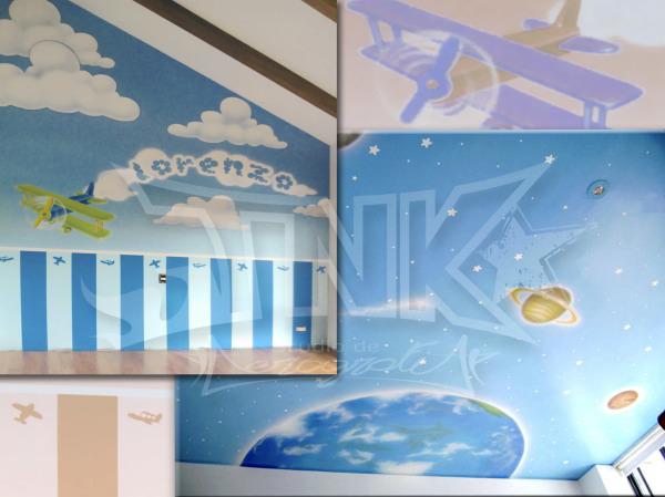 mural bebe