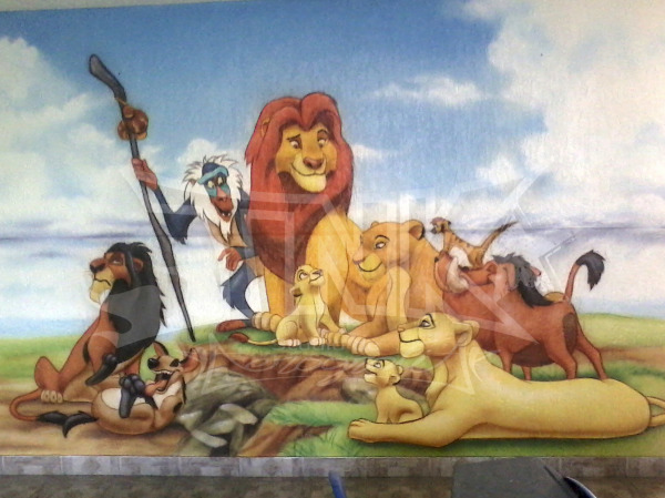 salón rey leon