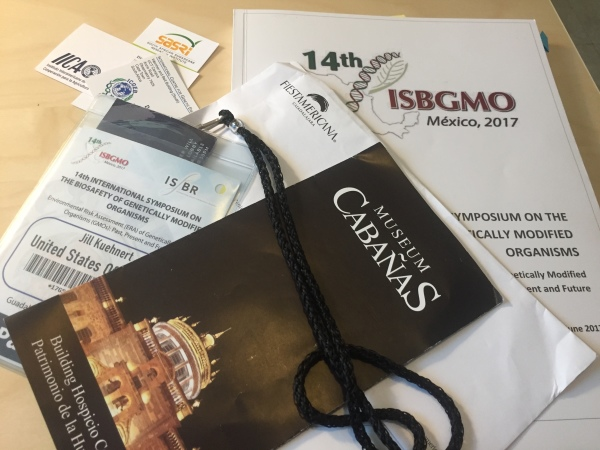 What I learned at #ISBGMO14
