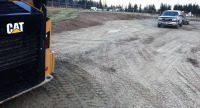 excavation for driveway expansion