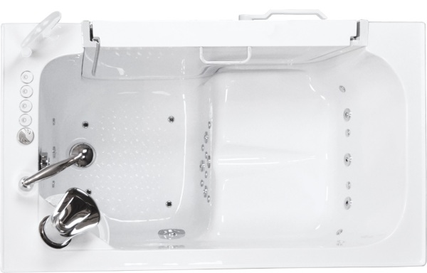 Overview Tub