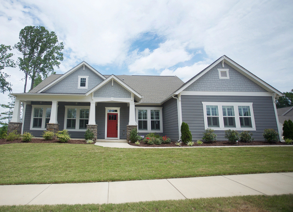 Gorgeous home on corner lot in Fort Mill Schools district!
