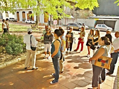 Casco Antiguo - Tour Compartido