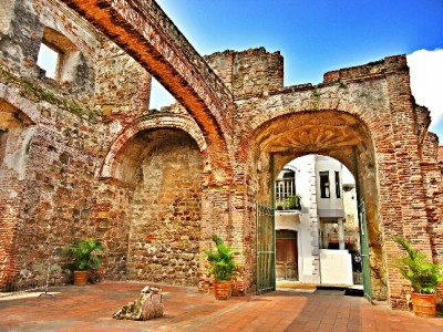Arco Chato (Flat Arch)