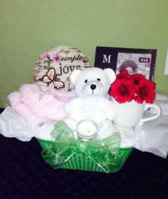 Traditional Basket for Mom
