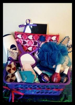 Glam Basket