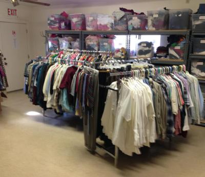 LFS Clothing Closet