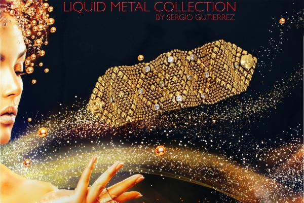 Liquid Metal by Sergio Gutierrez
