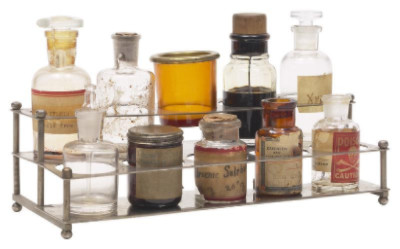 Colloidal Silver Chemicals