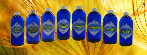 Colloidal Silver 3600 PPM Tested Results: BAD