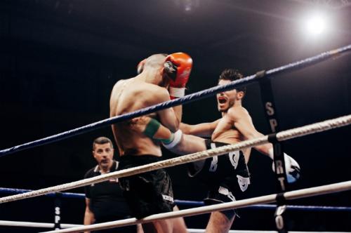Fighting Athletes