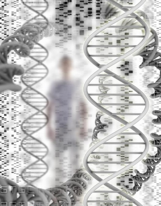 Perfecting and correcting corrupted DNA